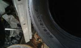 205 / 60/15 inch tyres
