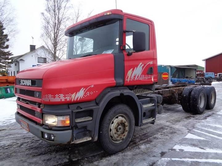 Scania T 124 - 1997
