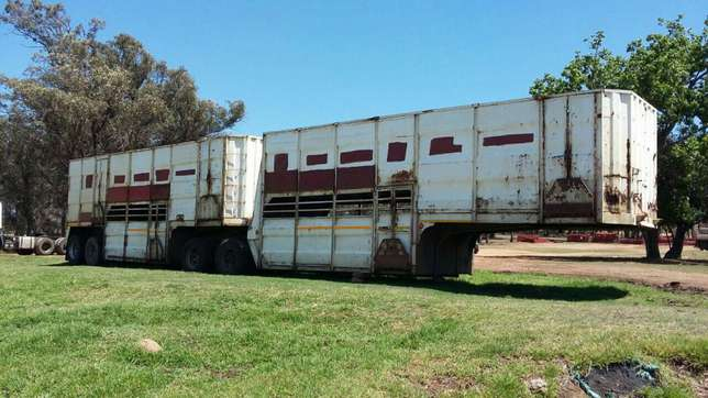 Cattle Carrier Trailer Hillcrest Park - image 2
