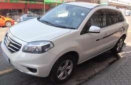 2012 Renault Koleos with Spare Key, Service Hist & Leather (89,999)Neg