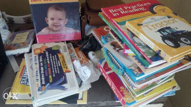 Foreign Used Children Books Ikeja - image 1