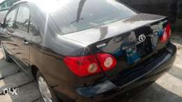 Extremely sharp and sound firstbody 2006 corolla Lagos cleared