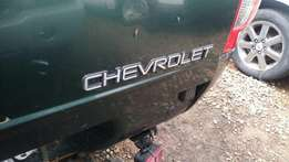 Twin Doublecab Manual chevrolet.2.5TD