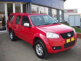 2013 GWM STEED 5 2.0vgt double cab lux 4x4 (m) 75000km R179950