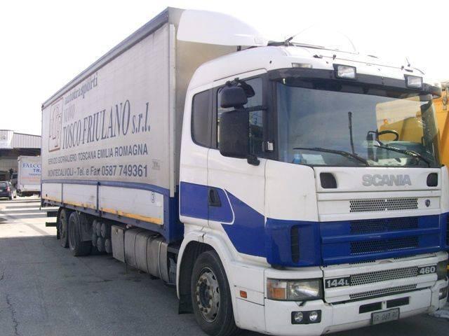 Scania 144L460 - 1997