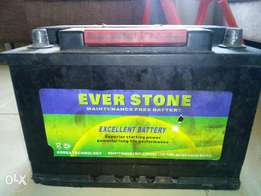 75AH car battery