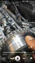 Mercedes Benz timing chain