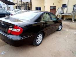 Toyota Camry XLE Foreign Used (Tokunbo)