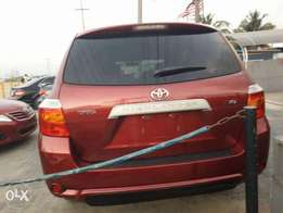 Clean bill 2008 Toyota Highlander