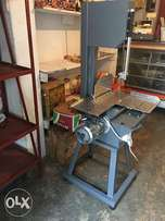 Bandsaw meat cutter small