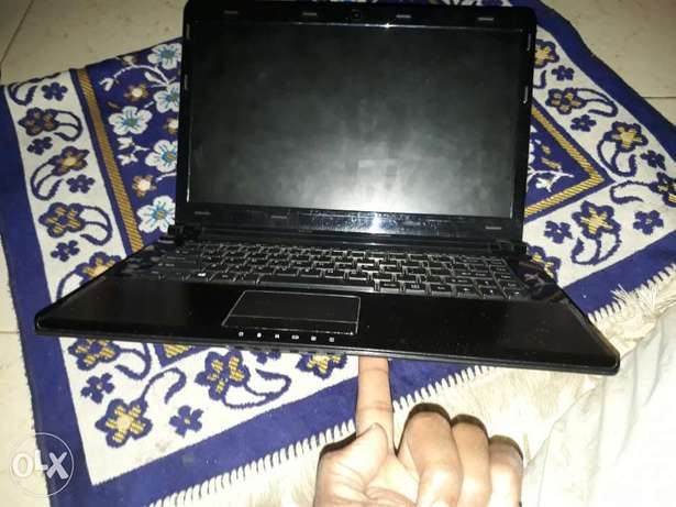 Clean Taifa Laptop 4GB Ram 500HDD City Centre - image 1