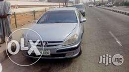 Top condition Peugeot 607 for giveaway