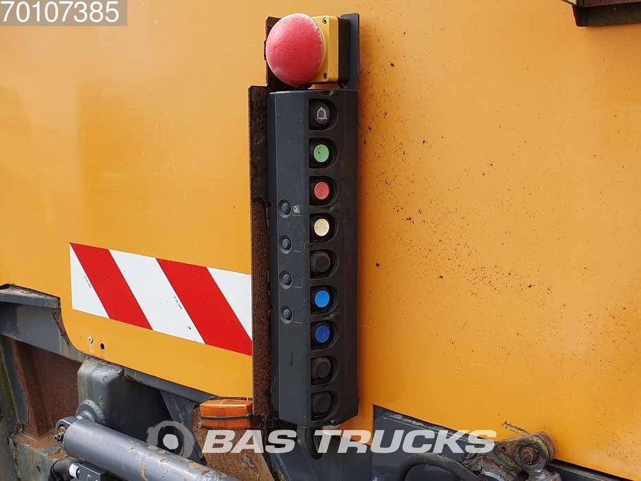 DAF CF75.310 6X2 Steering-Axle Euro 3 Faun Aufbau - 2005 - image 9