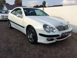 2005 Mercedes C230K Auto,147000 kms,Immaculate,pristine condition