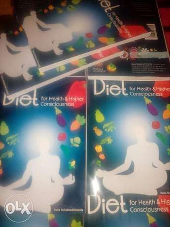 Diet for Health and Higher Consciousness book Westlands - image 2