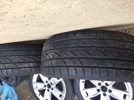 Audi A3 Megs and tires