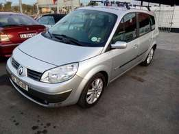 Renault Scenic 7 seater 1.9 DCI 2007 on special sale R46500