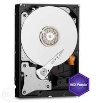 Wd Purple/Hdd/3Tb/3.5/Sata3/64Mb Cache