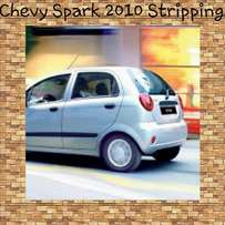 chevy spark 2010 spares call us