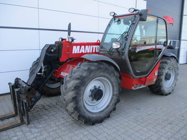 Manitou Mlt735-120lsups - 2010