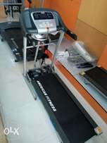 American fitness 2hp treadmill with Massager for exercise