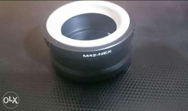Sony Adapter ( M42-Nex )