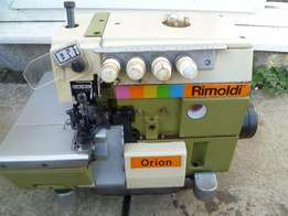 industrial overlocker Machine