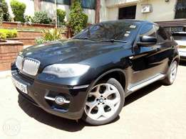 BMW X6, 3.0di ,Newshape, Black, Year 2009, 3000cc Diesel engine Auto