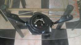 Steering unit column