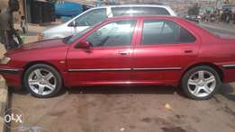 Smooth 2002 peugeot 406
