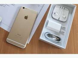 Brand new Apple iPhone 6s plus 64GB Memory in gold colour
