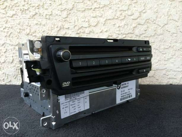 Used - BMW E92 DVD/NAV - Head Unit
