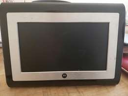 Electronic picture frame Motorolla