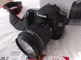 EOS CANON 70D for sale