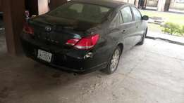 Neatly used sharp 2007 Toyota avalon available for sale.