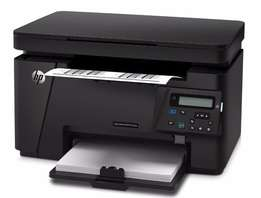 HP LaserJet Pro M125nw MFP Black and White Printer