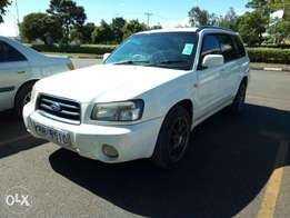Good deal for a forester on quick sale . SG5 non turbo awd 2000cc.