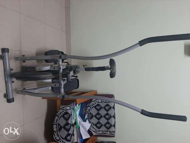 Sports plus Stationary cycle