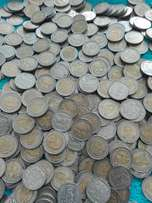 R5 Coins, Five Rand coins. Any type