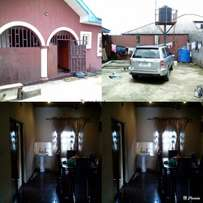 3 bedroom bungalow in a compound for sale