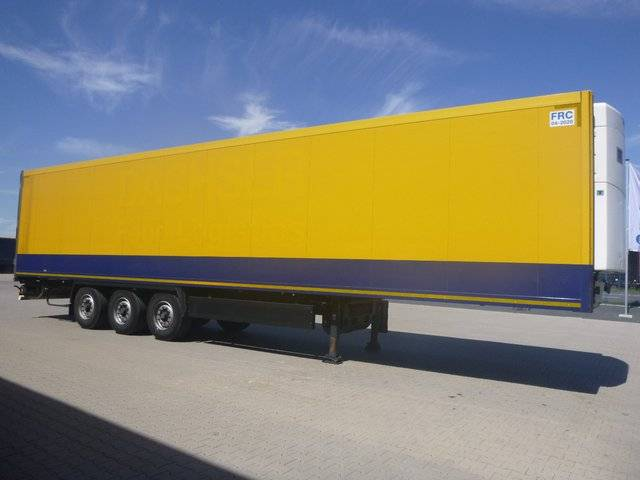 Krone kühlsattelauflieger sdr 27 el4-ds d - 2014