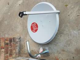 Dstv dish and bracket brand new