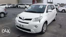 TOYOTA / IST CHASSIS # NCP110-383 year 2010