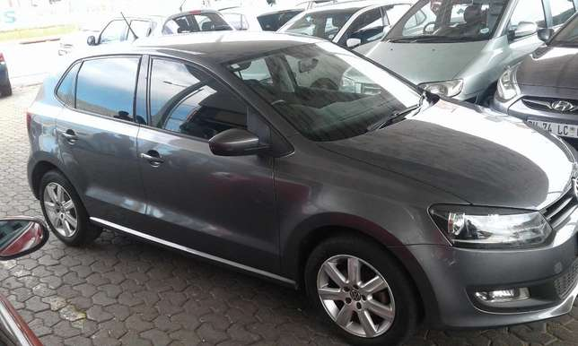 Vw Polo 6 1.4 Comfort-Line, 2012 Model with 95000Km Ellis Park - image 1