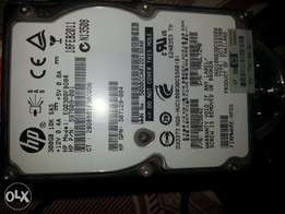 300GB HP hard drive for sale or swap with phone