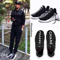New Chanel Pharrell William NMD sneakers