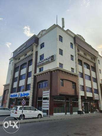 2 BR Commercial Apartment in Ghubrah