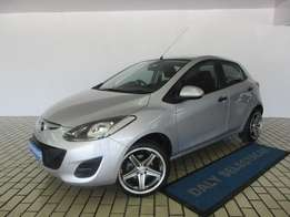 2011 Mazda 2 1.3 Active 5dr