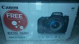 Canon 760D for sale