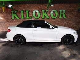2015 Bmw 2-Series Convertible 228i Sport line